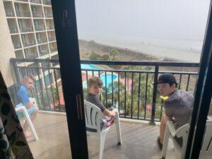 Balcony Petros Paradise #519